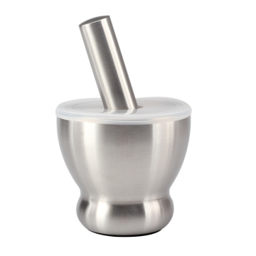 Stainless Steel Mortar and Pestle
