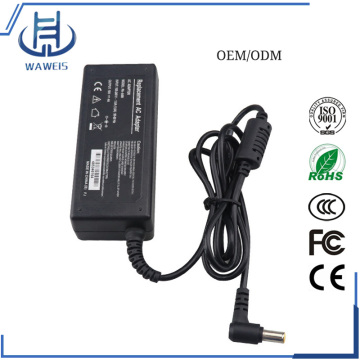 Laptop AC Adapter 16V 4A for Sony Notebook