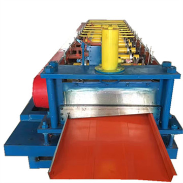 Siding panel galvanized steel tile profile machine