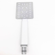 Chrome Square Hand Held Shower Head