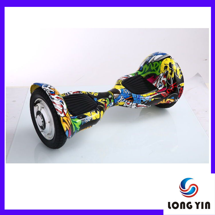 10inch two wheel self balancing scooter 2