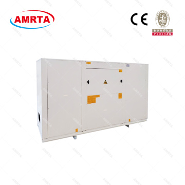Water Cooled Scroll Chillers with Cooling and Heating