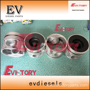 NISSAN engine parts piston FD46 piston ring