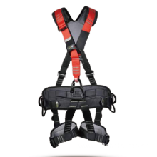New Arrival China for Cheap Climbing Gear Outdoor Climbing Safety Harness Full Body Protection SHS8007-ADV supply to Myanmar Importers