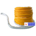 Polyester Cover UHMWPE Marine Towing Rope