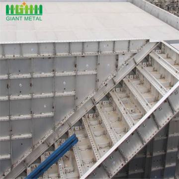 Recycle Clamps Aluminium Wall Concrete Formwork System