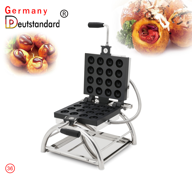 commercial waffle maker with CE