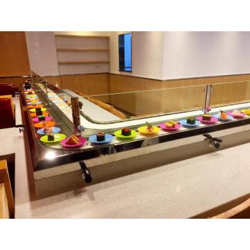 Fashionable Appearance Rotary Sushi Conveyor Belt