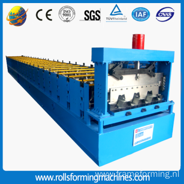 Steel Floor Metal Deck Roll Forming Machine