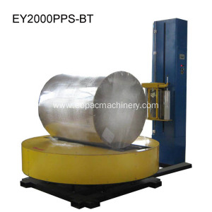 Fabric Roll Stretch Wrapper with Auto Ejector