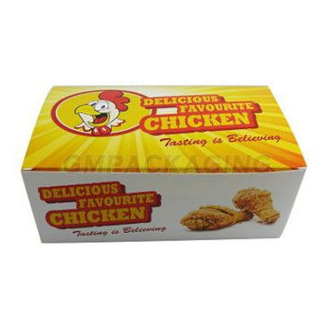Customized Cardboard Printing Chicken Box