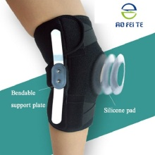 Elastic Compression Knee Sleeve Support for Sports