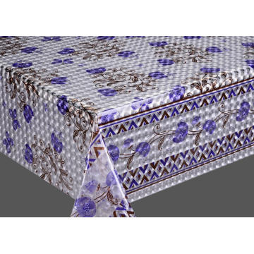 3D Embossed Printed Tablecloth Rectangle