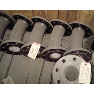 Ductile Iron  Double fittings Flanged Bend