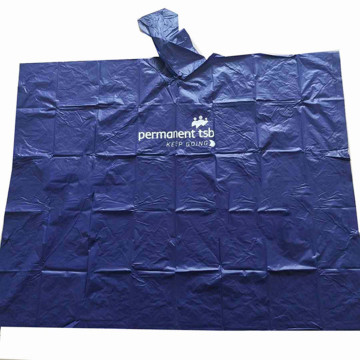 Adult Pvc Waterproof  Reusable Rain Poncho