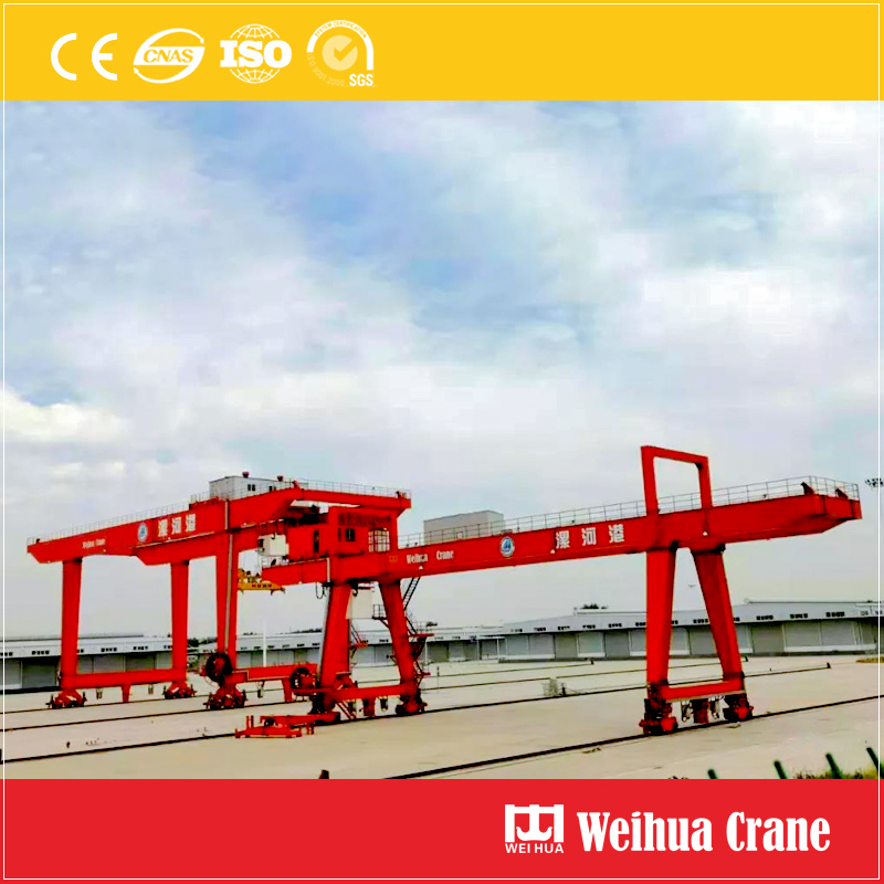 River Port Container Gantry Crane