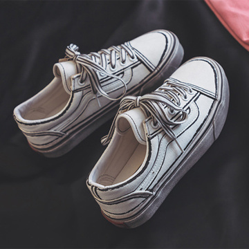 Women's Low Top Canvas Shoes