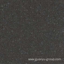 Black Matt Finish Glazed Rustic Porcelain Tile