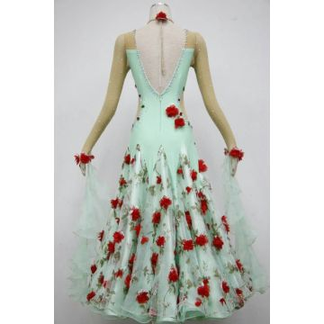 Ballroom dance dresses uk