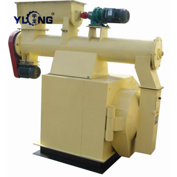 1T/H animal pellet making mill for sale