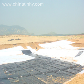 Anti-UV PP  White Nonwoven Geotextile Fabric