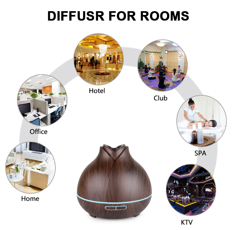 fragrance diffuser humidifier