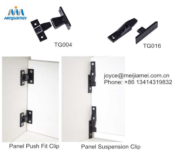panel clips