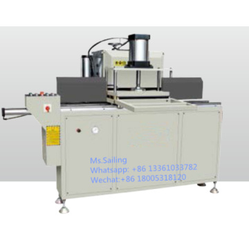 Aluminiumprofil High Efficiency Face Milling Machine