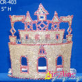 wholesale castle Small size pageant crowns