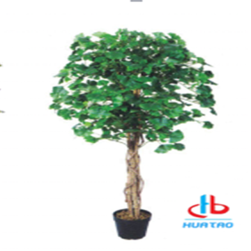 Flame Resistant Artificial Ginkgo Tree