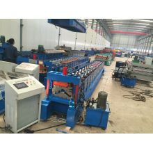 Low Cost for Ridge Cap Tile Roll Forming Machine Roof Tile Metal Sheet Forming Machine export to United States Supplier