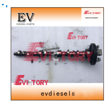 PERKINS engine excavator 404C-22 crankshaft camshaft