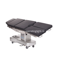 manual surgical operation table