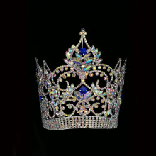 Beauty Queen Tiara Pageant Crowns For Women