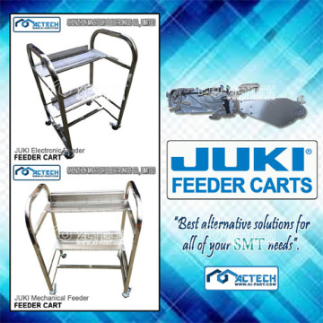 Factory selling for SMT Feeder Cart, SMT Component Feeder Cart , SMT Feeder Cart Manufacturers and Suppliers in China Juki SMT Feeder Carts export to Ukraine Factory