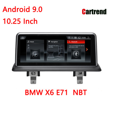 BMW X6 E71 Android Headunit Radio