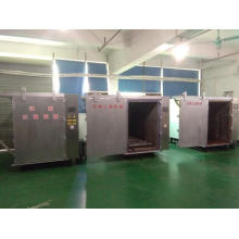 Large ethylene oxide sterilizers