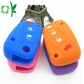 Fahion Silicone Fiat 3 Button Flip Key Cover/Shell