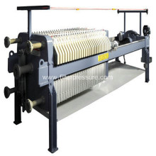 Automatic Coal Wishing Chamber Membrane Filter Press