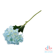 Flower silk wedding artificial hydrangea flower mat