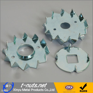 Stamped Nuts and Washers