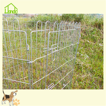 Popular folding backyard dog runs/dog playpen