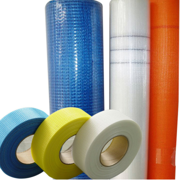 Coated Alkaline Wall Covering Fiberglass Mesh