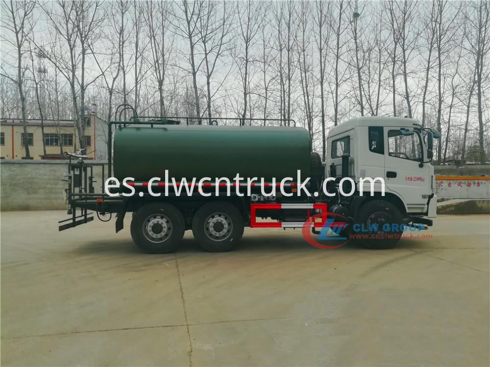 All Wheel Drive Water Truck 3