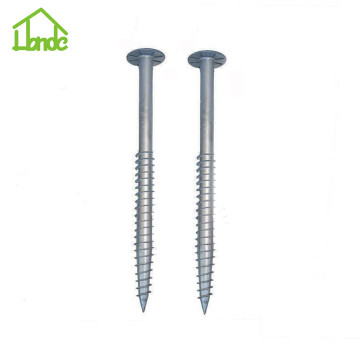 Ground screw anchor screw with low prices