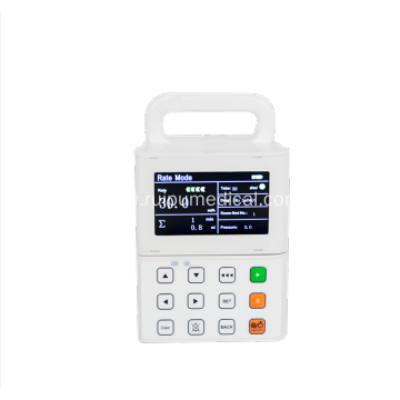 Medical Portable Infusion Pump With Heat Function