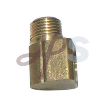 Brass 90 degree MxF elbow