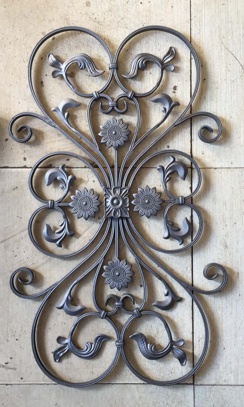 Wrought Iron Steel Design
