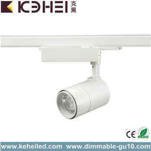 White 35W LED Tracklight 4000K With CE