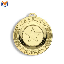 Gold star medallion star medals for sale